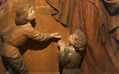 Niños con Jesús en el Espíritu. Bajo la guía del Espíritu Santo (Triduo Calasanz II)