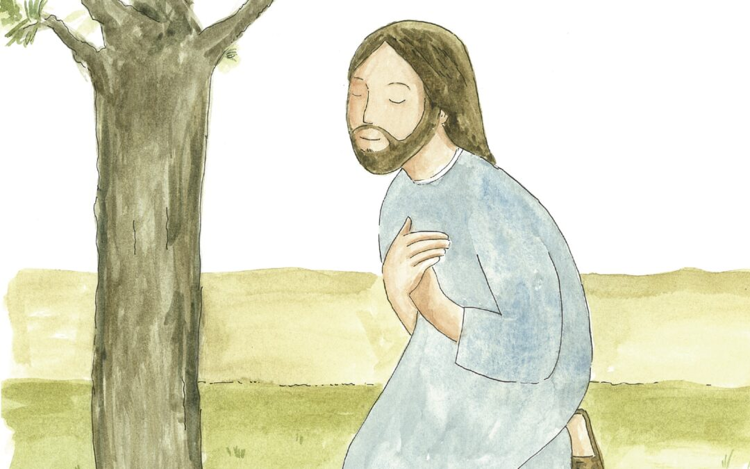 Vivos para Dios en el Espíritu de Cristo Jesús. Meditación de Cuaresma I