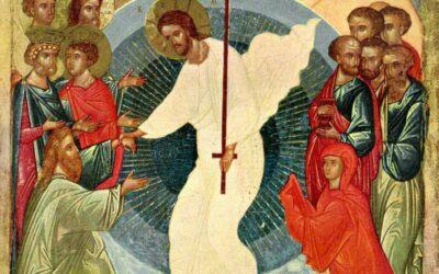 Jesús Resucitado, vida y salvación. Domingo de Pascua